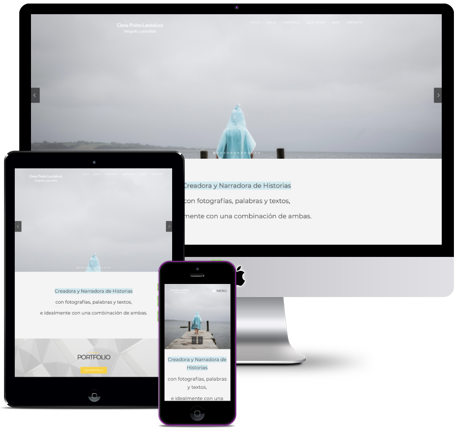 Professional journalism and photography website