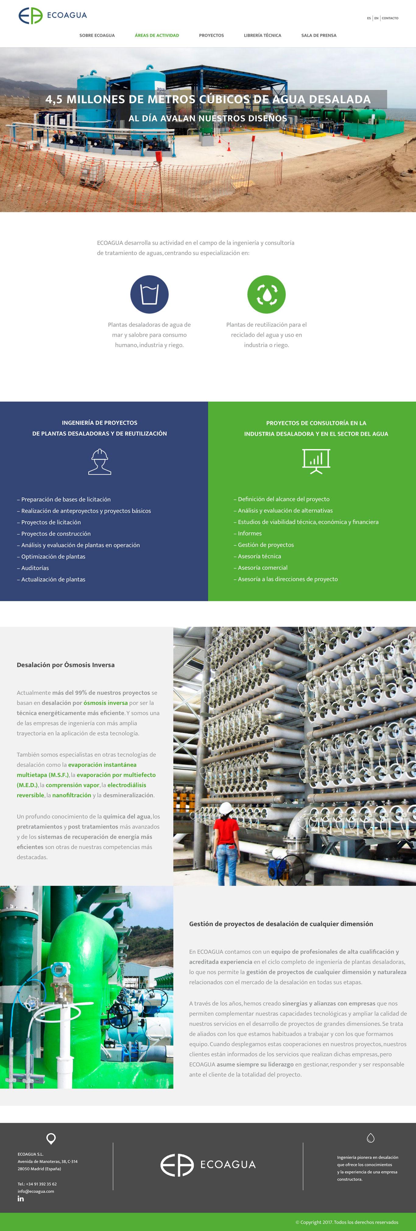 Ecoagua Web