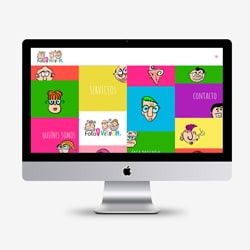 Web Fotodiversión