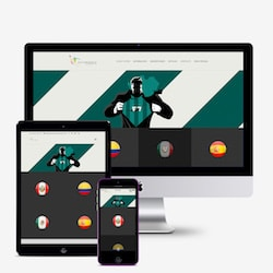 Web Liga Corporate International F7
