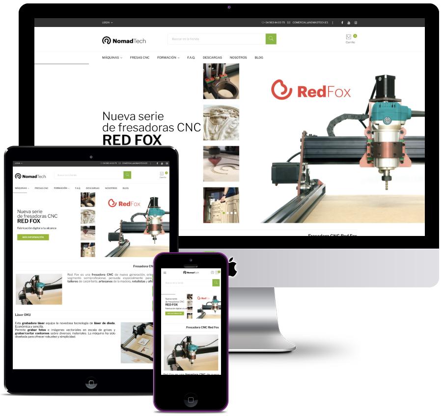 Machinery Online Store
